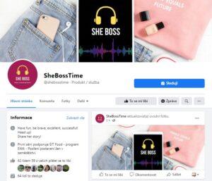 Facebook - She BOSS Time
